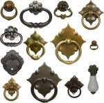 Fallgriffe Möbelgriffe rustikale Griff antike Schrankbeschläge alte Schubladen Beschläge Barock
