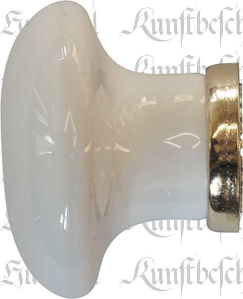 porzellankn pfe f r schrank schubladen m bel m belknopf wei 27mm 1640 25. Black Bedroom Furniture Sets. Home Design Ideas