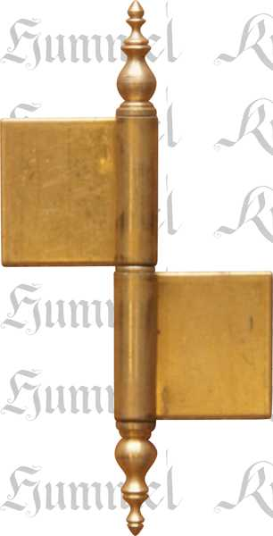 fischband fitsche rechts messing roh antike fitsche f r m bel 4501 50 re mr. Black Bedroom Furniture Sets. Home Design Ideas