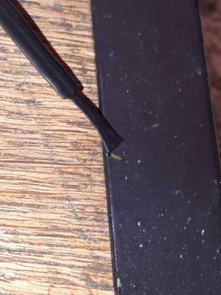 Retuschierfarbe schwarz, Retuschierlack, Lack zum Ausbessern kleiner Fehler im Lack. Bild 2