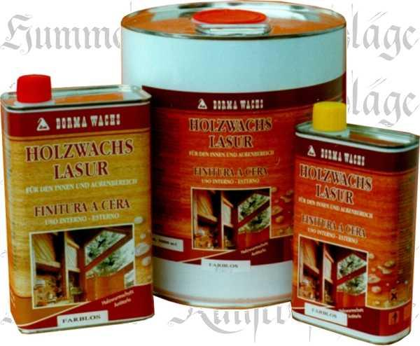 holzwachs lasur kirschbaum dunkel 5 liter wachslasur f r. Black Bedroom Furniture Sets. Home Design Ideas