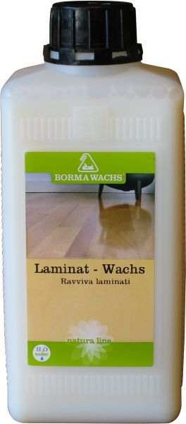 laminat wachs farblos 1 liter laminatwachse von borma 6166 1. Black Bedroom Furniture Sets. Home Design Ideas