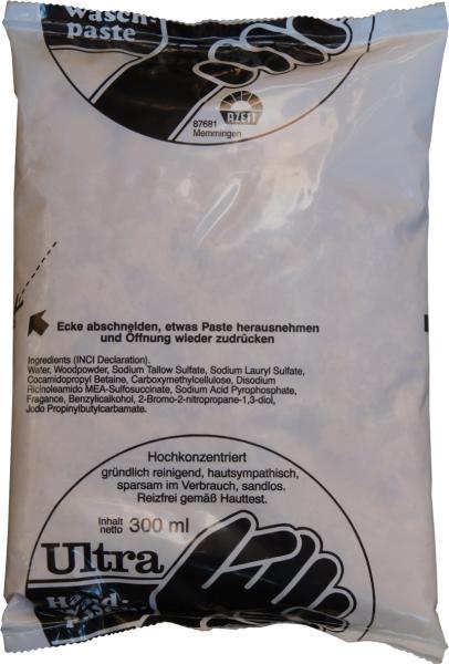 Handwaschpaste 300 ml, hochkonzentriert und sparsam im Verbrauch