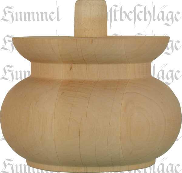 Möbelfüße Holz Gedrechselt.Holzfuß Antik Möbelfuß Antik Erle 10 X 7 Cm Möbelfüße Holz Gedrechselt