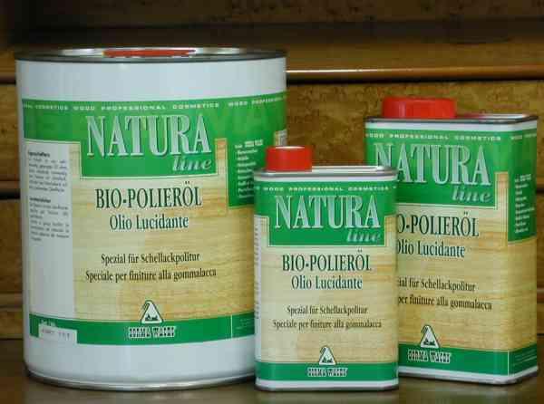 Borma Polieröl, 1/2 Liter, super für die Schellackpoliturarbeit