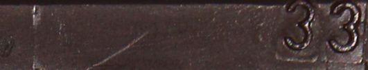 Borma Hartwachsstange, einzeln, 22g, Mahagoni dunkel, auch für Laminat Reparatur geeignet