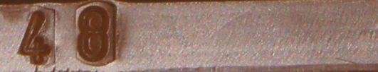 borma hartwachsstange einzeln 22g eiche mittel wachskittstange 6499 48. Black Bedroom Furniture Sets. Home Design Ideas