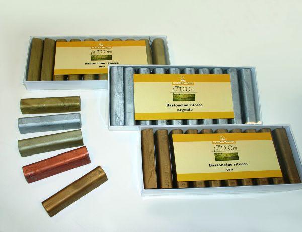 borma wachskittstange goldfarben einzeln 30g wachsstange wachskitt 6358 go. Black Bedroom Furniture Sets. Home Design Ideas