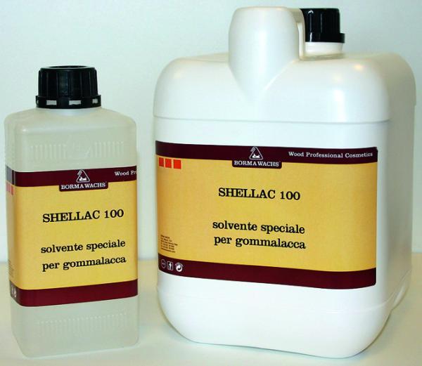 Borma Ethylalkohol 100%, 1 Liter, für Schellackflocken, Polieralkohol Spiritus Verdünnung