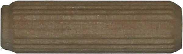 Riffeldübelpackung 100Stück Ø 10mm, Holz Dübel mit Riffelung zum Verbinden zweier Hölzer Bild 2