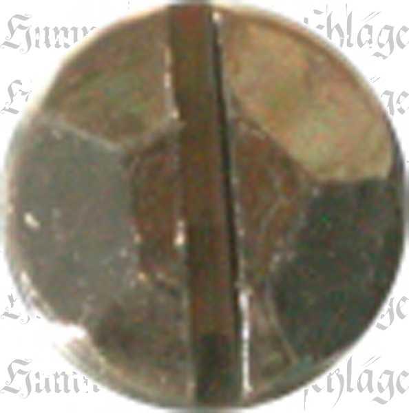 Zierkopfschrauben Eisen schwarz 2,4x13mm, 25 Stück, Zierschraube für Holz, Zierschrauben Bild 2