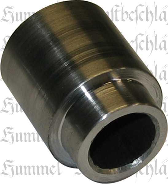Drückerhalsverlängerung um 20mm, Eisen, Oberfläche passend zu gewähltem Drücker