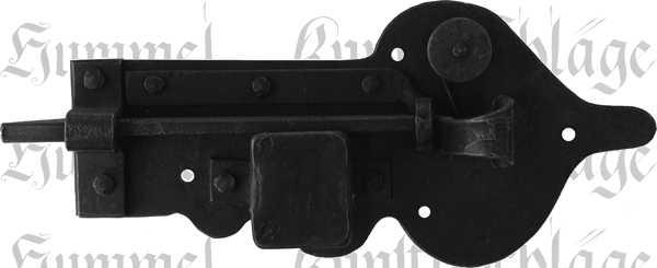 t rschloss altes antikes perfekte alte zimmert rschlossgarnitur eisen schwarz din rechts. Black Bedroom Furniture Sets. Home Design Ideas