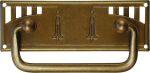 Griff antik alt, Jugendstil Möbelgriff, alte Schubladengriffe, Möbel Griffe