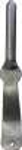 Kloben schmiedeeisen, Eisen handgearbeitet, schwarz, Bolzendurchmesser 10mm, Stützkloben antik für Türbänder., Türangel, Türangeln
