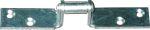 Rollkloben, Eisen galvanisch verzinkt, Innenhöhe 10mm