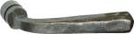 Türklinke schmiedeeisen, antik Türdrücker geschmiedet, antiker Türgriff alter