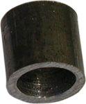 Abstandsröhrchen für Fensterreiber, Eisen roh, 16mm, Abstandstück, Sockel, Verlängerung