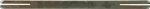 Vierkantstift 8x8x150mm, für dicke Türe