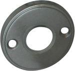 Drückerrosette, Eisen grau verzinkt, auch antike Oberflächen sind möglich.