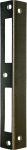 Winkelschließblech eckig, Schließblech Eisen roh, passend zur Einsteckschloss. Auf Wunsch gegen Aufpreis in jedem Maß, auch für Kastenschloss.