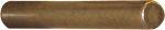 Vorhangstange, Gardinenstange, Messing patiniert, ohne Halter ohne Zierteil, Ø 12 mm, Länge bis 0,95 Meter